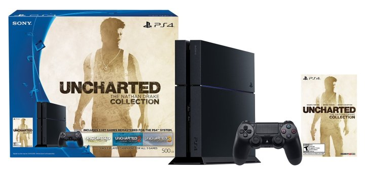 This is the most common PS4 Black Friday 2015 deal.