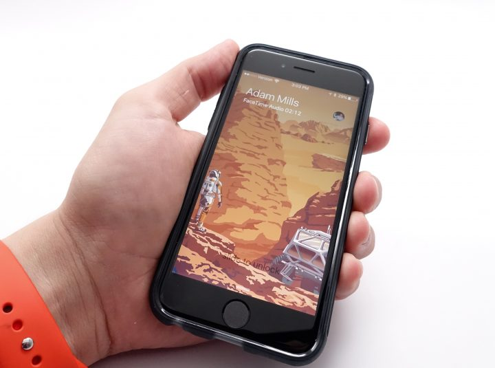 Qmadix X Series Lite iPhone 6s Case Review - 7