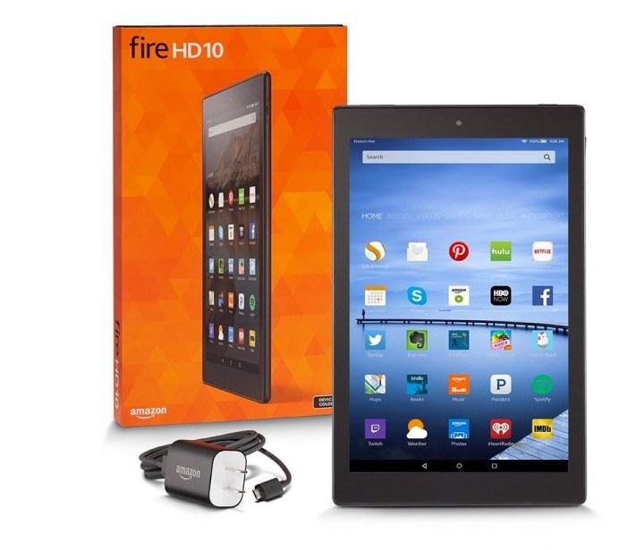 Amazon Kindle Fire HD 10-inch