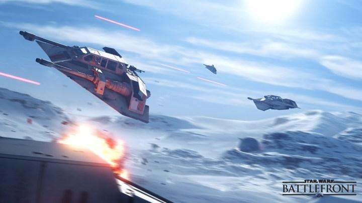 Star Wars Battlefront Pre load