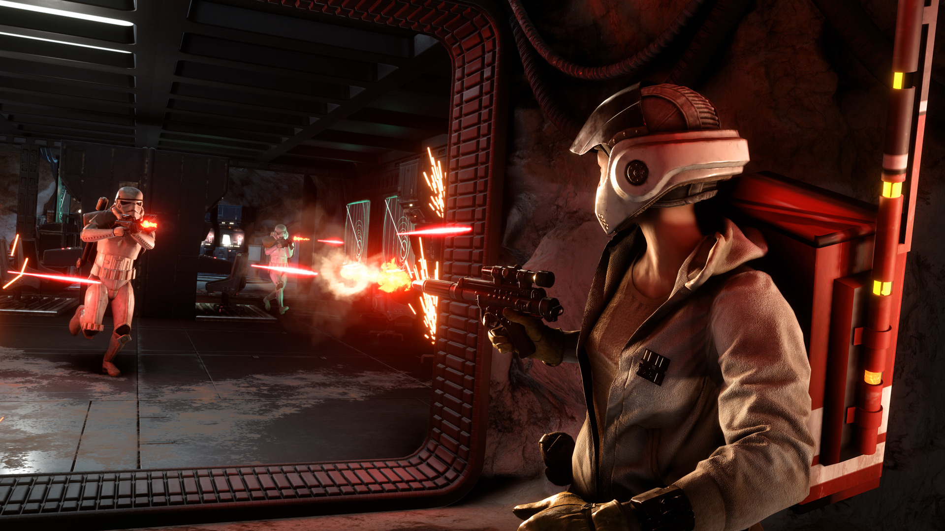 STAR WARS BATTLEFRONT 2 Gameplay Trailer (E3 2017) PS4 ...