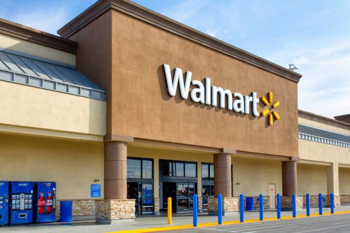 You need to go to a Walmart store for these Black Friday 2015 deals. Ken Wolter / Shutterstock.com
