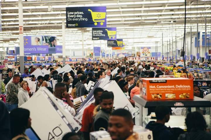 Walmart Black Friday 2015 Safety