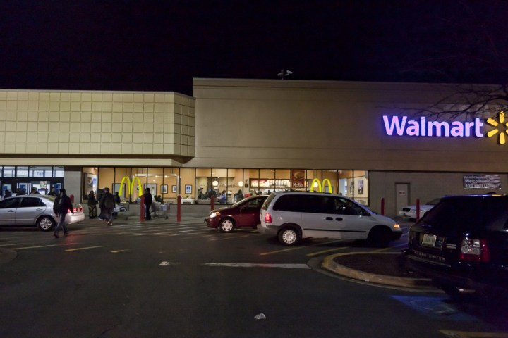 Are there no more Walmart Black Friday doorbusters? K2 images / Shutterstock.com