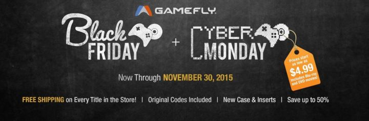 gamefly black friday