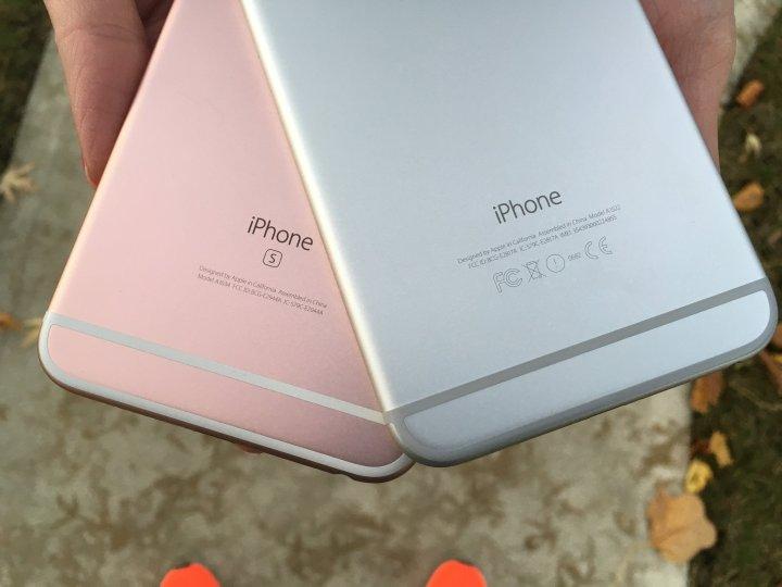 iPhone 6s iOS 9 Performance