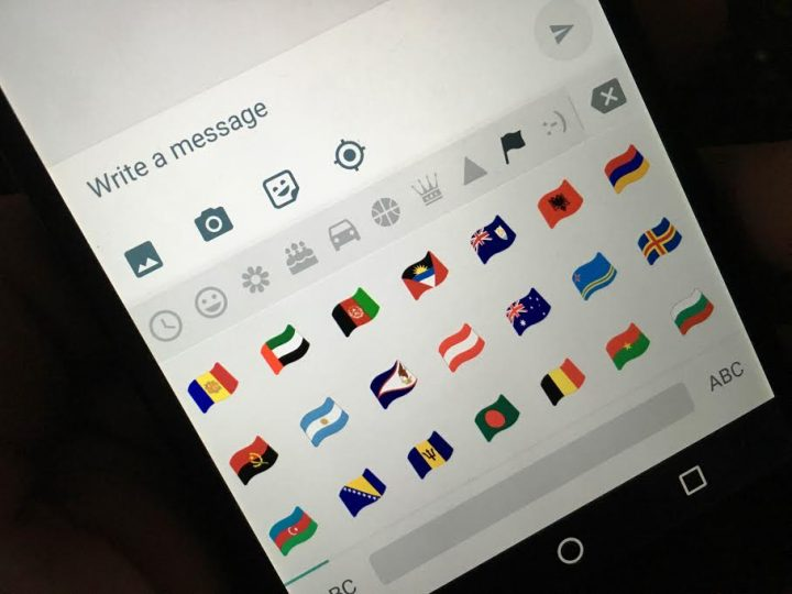 SwiftKey Now Features Support for Android 6.0.1 Emoji