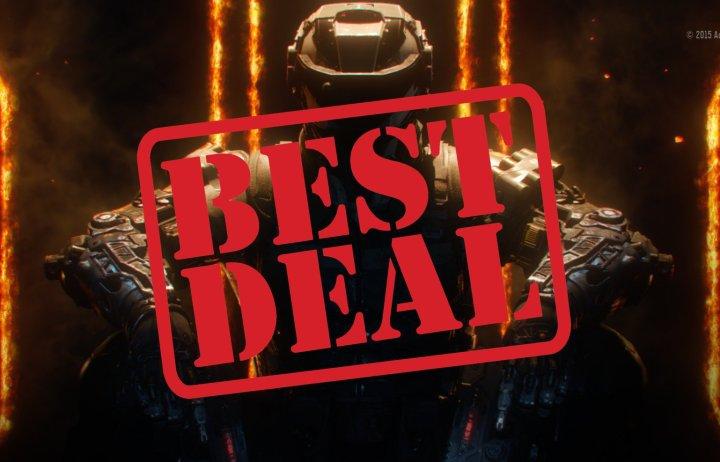 Tons of Black Ops 3 Deals