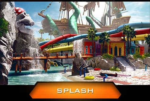 Even though we know little about the Splash Black Ops 3 map, it is one we want to play.