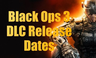 When to count on additional Call of Duty: Black Ops 3 DLC release dates.