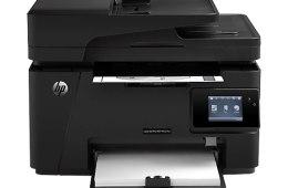 HP-Fax-printer
