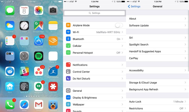 How to install iOS 9.2 on iPhone or iPad.