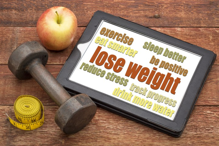 Lose Weight and Get in Shape