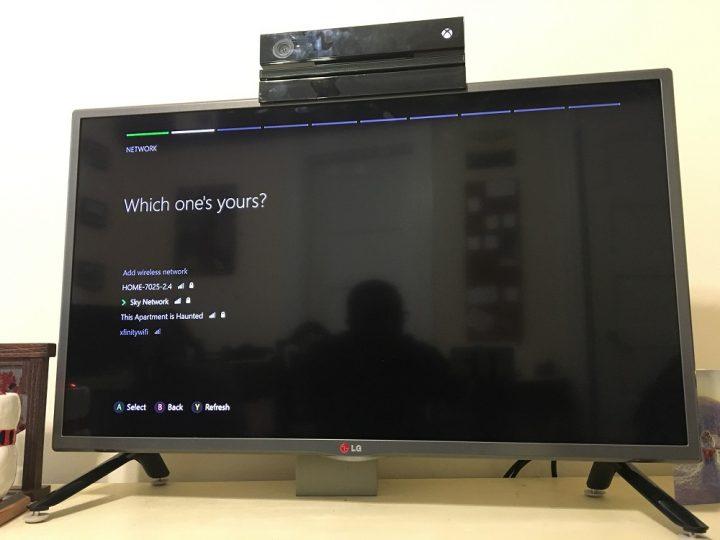 How to Setup an Xbox One (25)