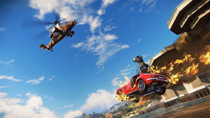 What you need to know about Just Cause 3 problems.