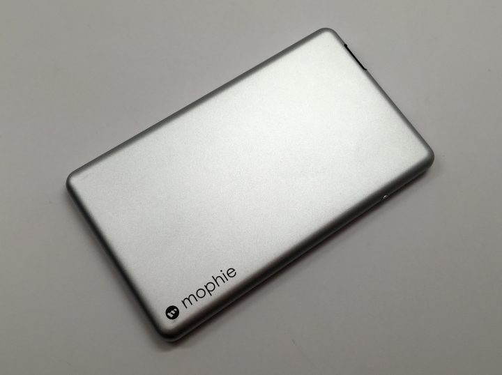 The Mophie Powerstation 2X slides into a pocket so you have two charges wherever you go.