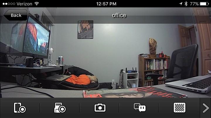 Samsung SmartCam HD Pro Review - 3