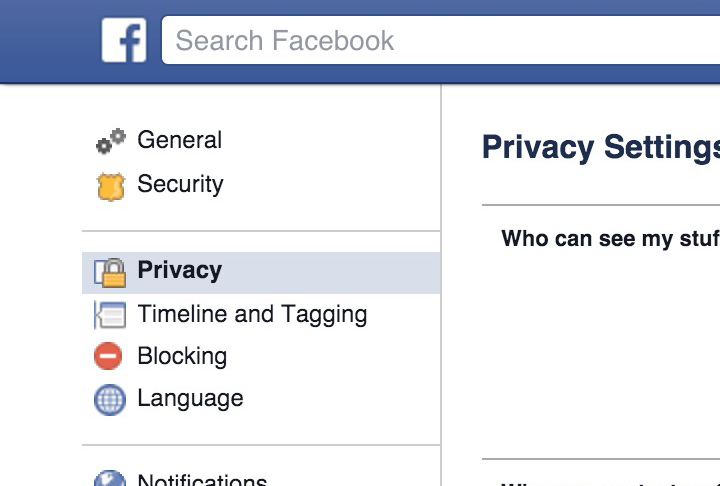 How to Prevent People from Finding You on Facebook