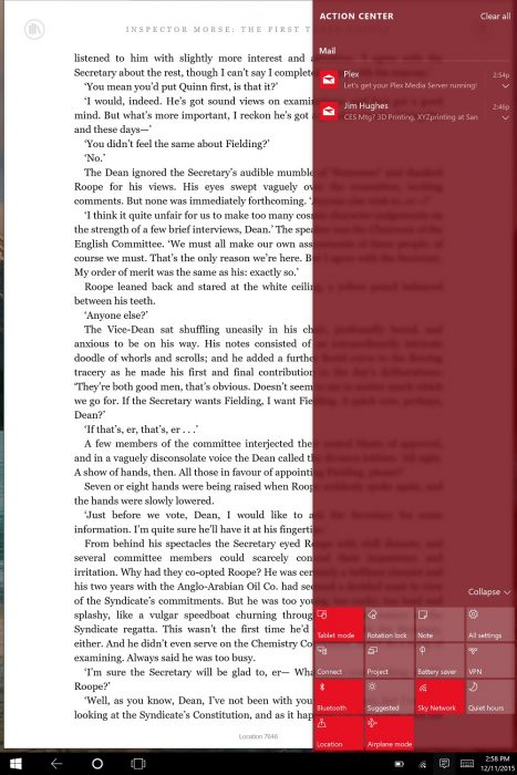 how to read ebooks on windows 10