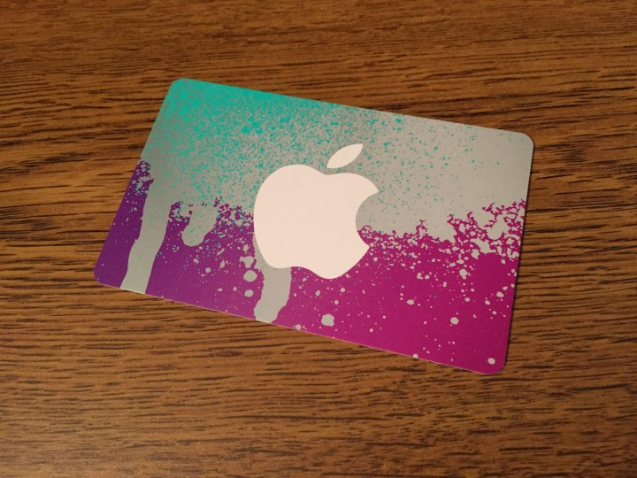 How to Redeem iTunes Gift Cards with Your iPhone Camera