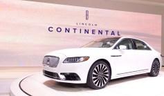 2017 Lincoln Continental - - 2