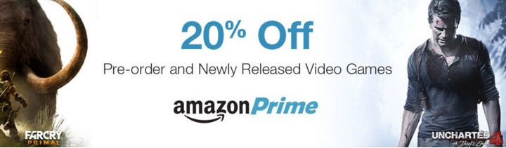 Amazon Prime Games Deals - 2