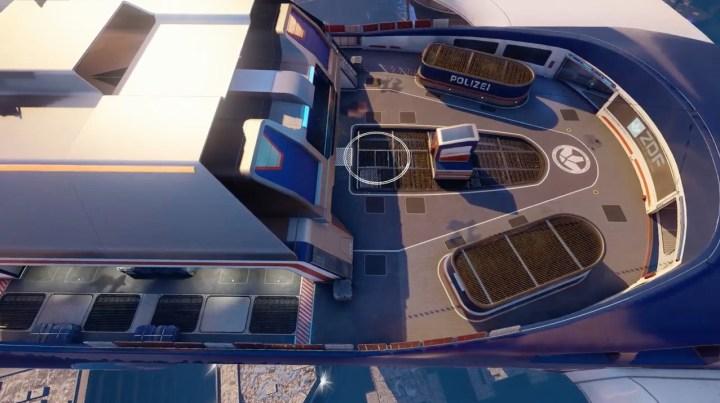 Skyjacked Black Ops 3 Map Video & Details