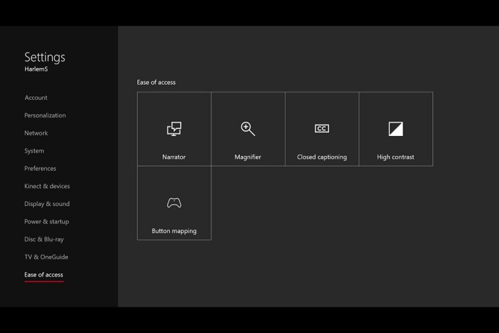 How To Turn On and Use Xbox One's Accessibility Controls (4)