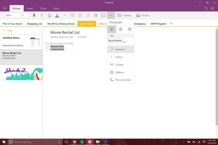 Microsoft OneNote Tips (9)