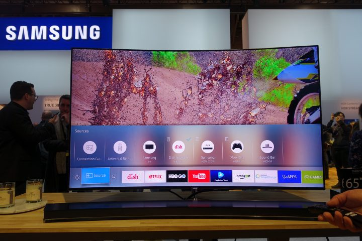 8k tv from samsung amp lg show off the future of tv