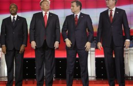 What you need to know about the Fox News Debate. Joseph Sohm / Shutterstock.com