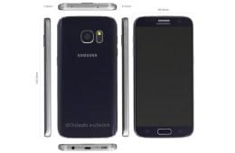 Galaxy S7 Render Based on Leaks
