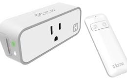 iHome CES 2016 - SmartPlugiSP8