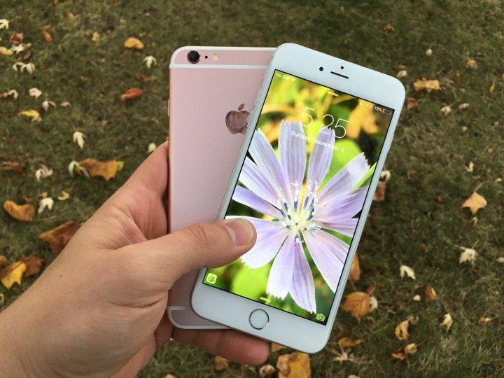 iPhone 6s Plus iOS 9.2.1 Update - 3