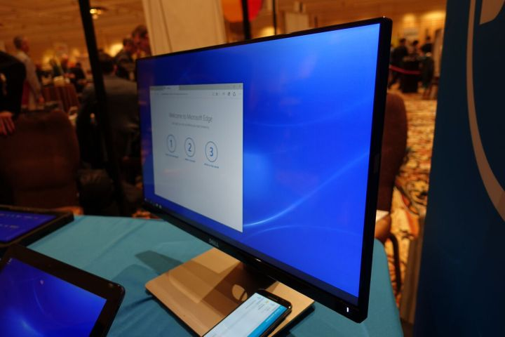Dell UltraSharp 24 Display.