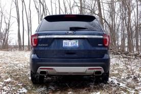 2016 Ford Explorer Platinum Review - 16