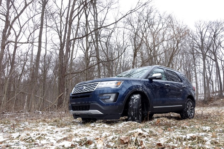 2016 Ford Explorer Platinum Review - 22