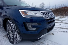 2016 Ford Explorer Platinum Review - 28