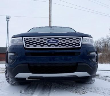 2016 Ford Explorer Platinum Review - 37