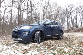 2016 Ford Explorer Platinum Review - 48