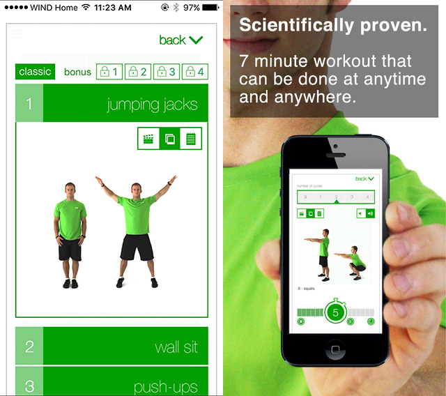 11 Best Exercise Apps for the iPhone and iPad