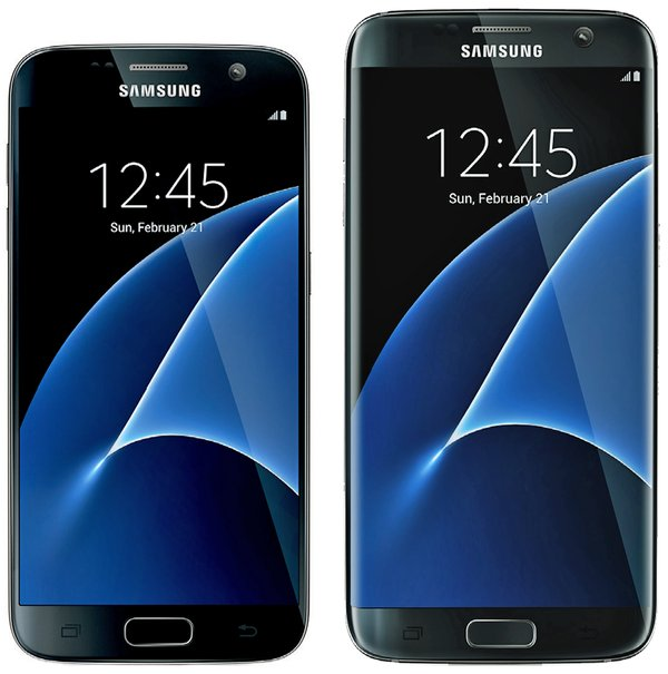 Galaxy S7 and Galaxy S7 Edge (leaked press photo)