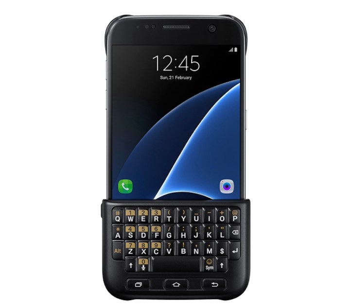 Galaxy S7 Keyboard Cover
