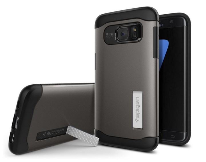 Spigen Slim Armor Kickstand for Galaxy S7 Edge