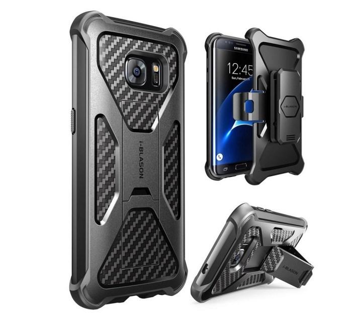 i-Blason Kickstand Holster Galaxy S7 Edge Case