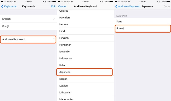 How to Use the Secret iPhone Emoticons Keyboard