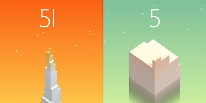 Stack App Game - 1
