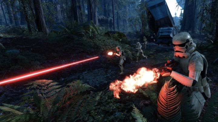 February Star Wars Battlefront Update Size