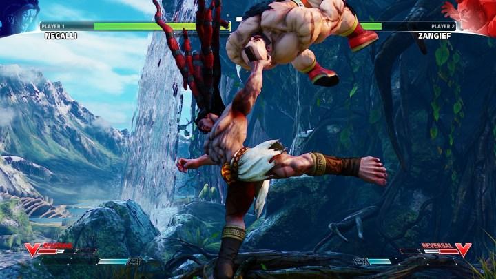 Street Fighter 5 Release Date Details - 3
