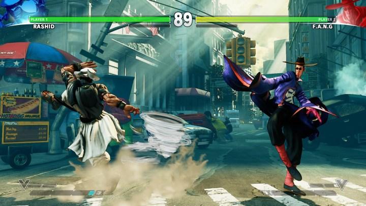 Street Fighter 5 Release Date Details
